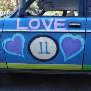 Damiian's Car